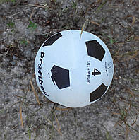 Мяч детский резиновый футбольный