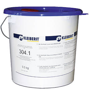 Клей Клебит 304.1 двухкомп. клей на основе ПВА, Д4, Германия (комплект 10 кг), фото 2