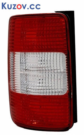 Фонарь задний VW Caddy 04-15 правый (Depo) 1/2 Door (В К-Те С Универс. Креп-М) 2K0945096C, фото 2