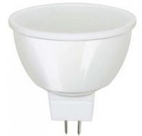 Светодиодная лампа Biom ВТ-541 MR16 4W GU5.3 3000K матовая