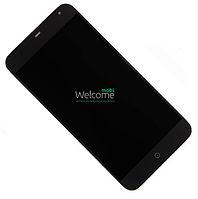 Дисплей Meizu MX3 with touchscreen black orig