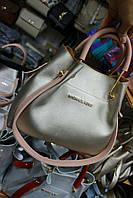Женская оригинальная женская сумка с кометичкой