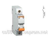 11201 однополюсный 6А автоматический выключатель ВА63 Schneider Electric Domovoy