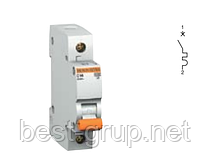 11202 однополюсный 10А автоматический выключатель ВА63 Schneider Electric Domovoy