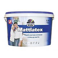 Маттлатекс Дуфа Д-100 5 л краска