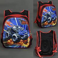 Школьный рюкзак ортопедический для мальчиков. Портфель ранец для школы 3, 4, 5, 6 класс