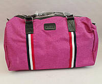 Спортивная женская сумка тканевая под джинс
