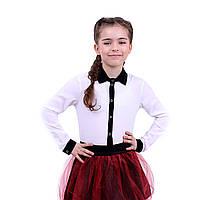 Блуза для школы Klara дл/р