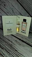 Парфюмерное масло с феромонами 5 мл D&G Anthology L`Imperatrice 3