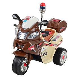 Элетромотоцикл для детей  JT 015-13  Bambi