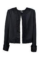 Детский пиджачок черный