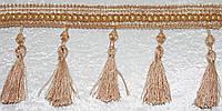 Бахрома (стеклярус) для штор и тюлей