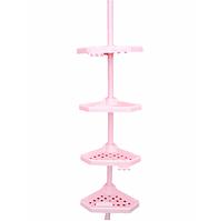 Полка в ванную Primanova ( розовая)