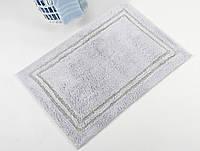 Коврик для ванной Irya - Margot серый 60*90
