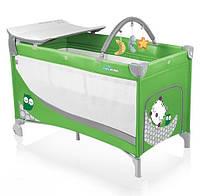 Детский манеж Dream - Baby Design - Польша -пеленатор, дуга с игрушками, сумка для переноски