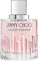 Jimmy Choo Illict Flowers EDP 100 ml TESTER  туалетная вода женская (оригинал подлинник  Франция)
