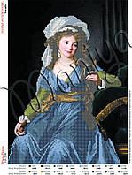 Схема для вышивания бисером Элизабет