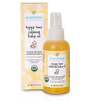 MAM Успокаивающее масло для грудничков / Tippy Toes Caiming Baby Oil, 148 мл