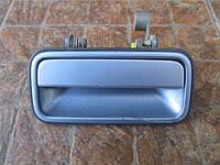 Ручка зовнішня задньої лівої двері Mazda 626 GD 1987-1992, фото 1