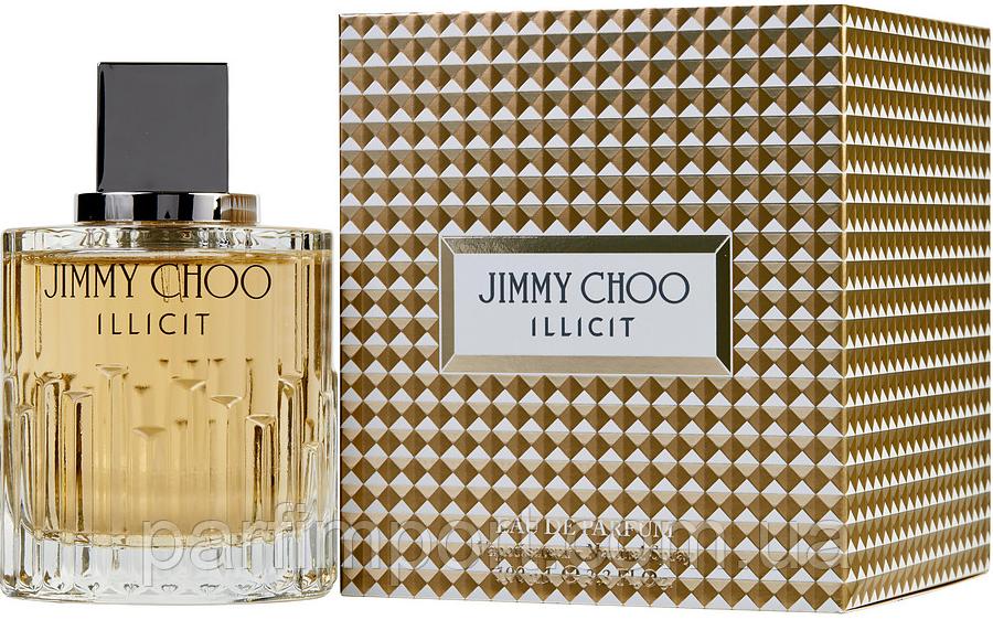 Jimmy Choo Illict EDP 100 ml парфумированная вода жіноча (оригінал оригінал Франція)