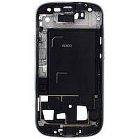 Средняя часть корпуса для Samsung i9300 Galaxy S3 (Blue) Original