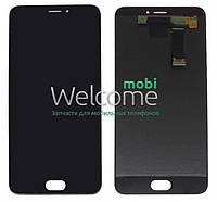 Дисплей Meizu MX6 with touchscreen black orig