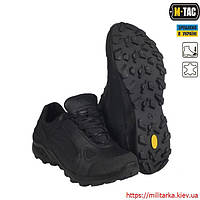 Кроссовки тактические M-Tac Panther черные матовые