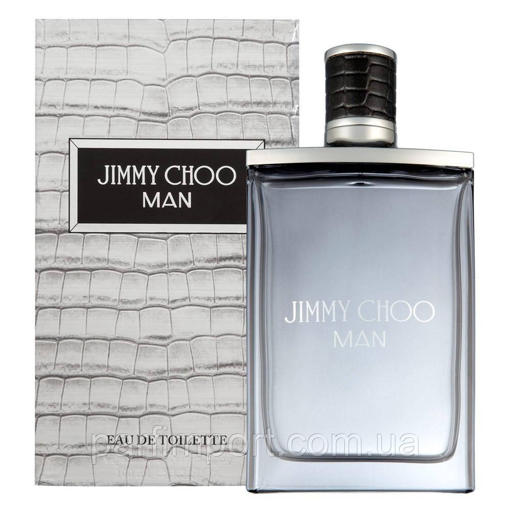 Jimmy Choo Man EDT 30 ml туалетная вода мужская (оригинал подлинник  Франция)