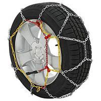 Комплект цепей против скольжения для грузовых автомобилей KN110, 12 мм, 2 шт King