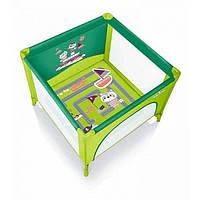 Детский манеж Joy - Baby Design - Польша - легко и просто сладывается и раскладывается