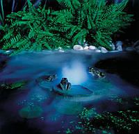 Лягушки в тумане- плавающее украшение для водоема