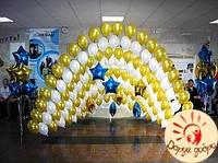 №6 Арка з гелієвих куль Дніпро