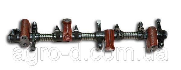 Клапанный механизм ГБЦ МТЗ Д-240