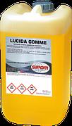 Полироль для шин LUCIDA GOMME, 12 кг.