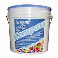 Эпоксидная Затирка Цветная для швов Kerapoxy Mapei - Двухкомпонентная затирка Керапокси Мапей