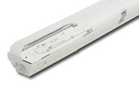Аварийные аккумуляторные светодиодные LED светильники IP65 герметичные
