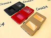 Кожаный чехол книжка Momax для Xiaomi RedMi 4X (3 цвета)