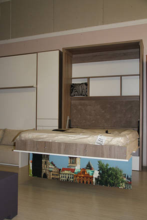 Шкаф кровать УФ печать, фото 2