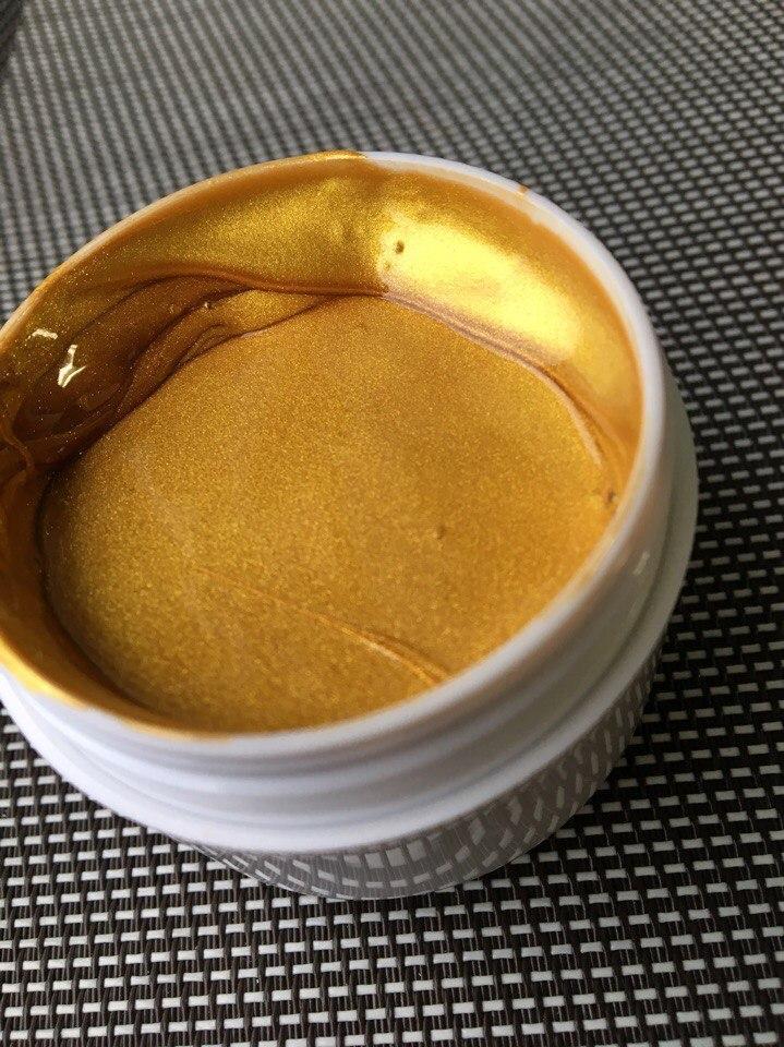 Гель-краска Золото, 5 грамм