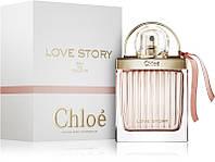 Chloe Love Story Eau de Toilette туалетная вода 75 ml. (Хлое Лав Стори Еау де Туалет)