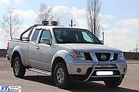 Защита переднего бампера (кенгурятник)  Nissan X-Trail 2001-2006