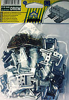 Кляймер (кляммер) для крепления вагонки 2.0 мм., 100 шт.