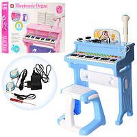 Синтезатор (пианино) со стульчиком арт. 8818-206AB