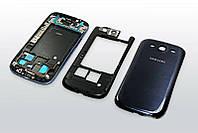 Корпус для Samsung i9300 Galaxy S3 (Blue) Качество