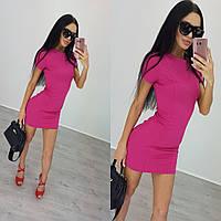 Женское платье (S-M) — трикотаж купить в розницу в одессе  7км