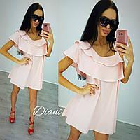 Женское платье (S-M) — прошва  от компании Discounter.top