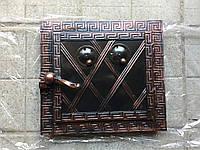 Дверка для духовки металлическая