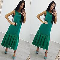 Женское платье (универсал) —шелк армани купить в розницу в одессе  7км