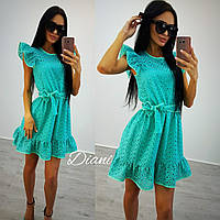 Женское платье (42-44) —прошва купить в розницу в одессе  7км