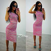 Женское платье (S-M) —трикотаж купить в розницу в одессе  7км